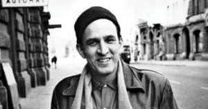 Ingmar Bergman in Stockholm, 1961